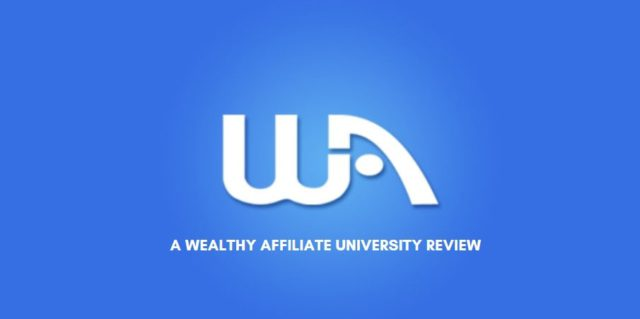 A Wealthy Affiliate University Review
