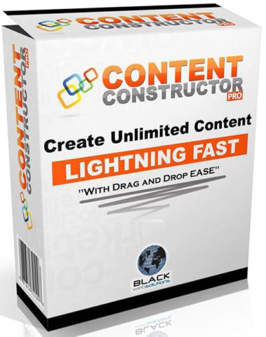 The Content Constructor Software