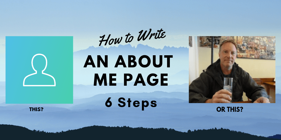 How To Write An About Me Page For A Website