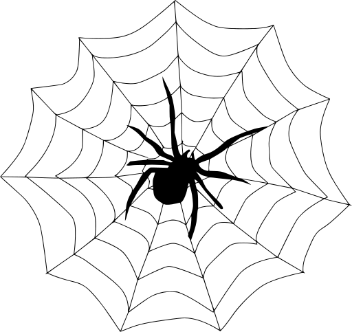 Spiders Web - What Is An SEO Backlink