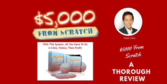 The 5000 From Scratch Program By Ewen Chia
