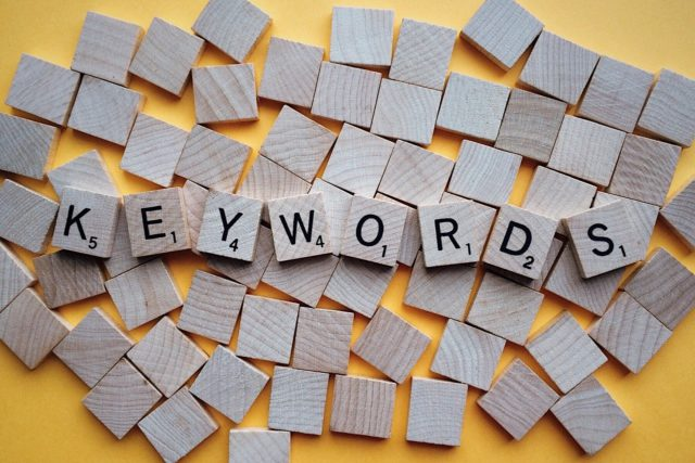 Keywords - Where To Put Keywords On A Website