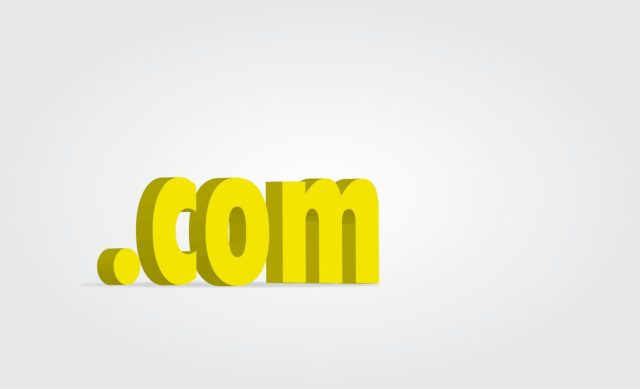 Choose A .Com - How To Find A Domain Name For A Website