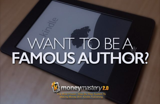 Be Your Own Author - The K Money Mastery Review