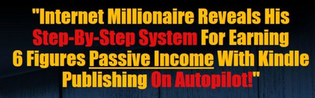 Step By Step System - The K Money Mastery Review